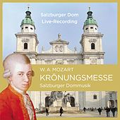 Mozart: Choral Sacred Works (Live) by Various Artists