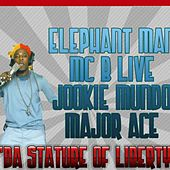 Da Stature of Liberty (2001) (feat. Elephant Man & B Live) by Elephant Man