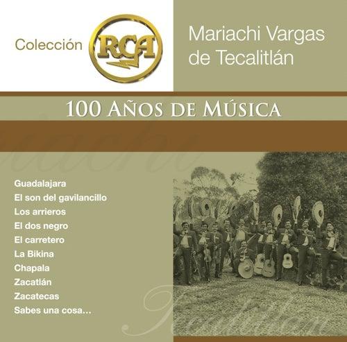 Play & Download Colecci?n RCA: 100 A?os de M?sica by Mariachi Vargas de Tecalitlan | Napster