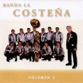 Volumen 3 by Banda La Costena