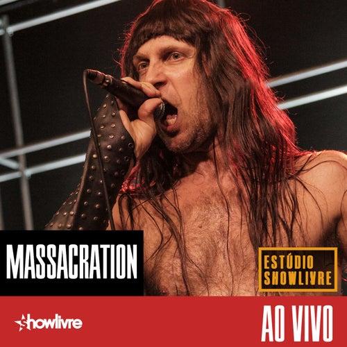 Massacration No Estúdio Showlivre (Ao Vivo) de Massacration