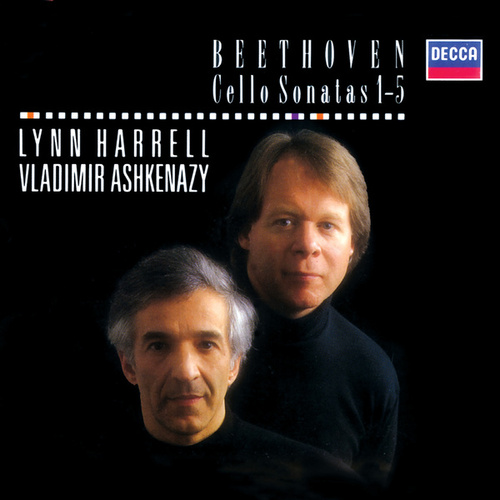 Beethoven: Cello Sonatas Nos. 1-5 by Vladimir Ashkenazy