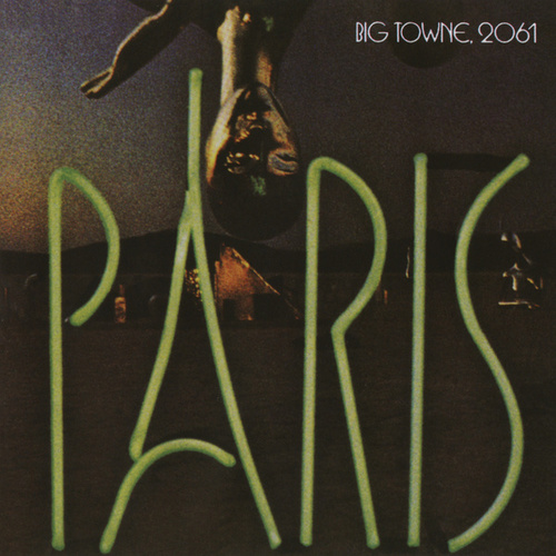 Big Towne, 2061 by Paris