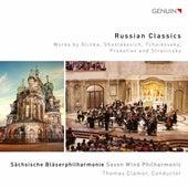 Russian Classics by Sächsische Bläserphilharmonie