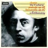 Chopin: Four Scherzi; Barcarolle; Prelude No.25 by Vladimir Ashkenazy
