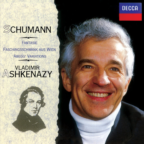 Schumann: Piano Works Vol. 6 by Vladimir Ashkenazy