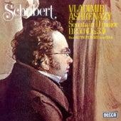Schubert: Piano Sonata No.17; Four Dances, D.366 by Vladimir Ashkenazy