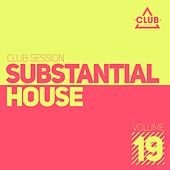 Substantial House, Vol. 19 by Various Artists