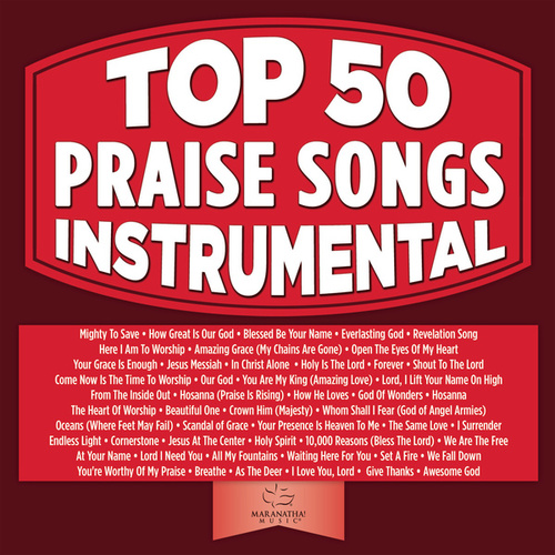 Top 50 Praise Songs Instrumental by Various Artists