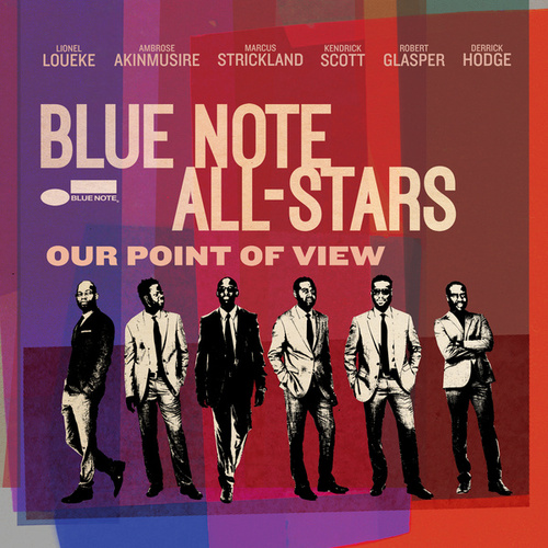 Second Light by The Blue Note All Stars