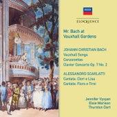J.C. Bach: Canzonets ('Mr Bach at Vauxhall Gardens') / Scarlatti: Cantatas (c.33') von Various Artists