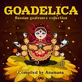 Goadelica - EP by Various Artists