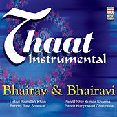 Thaat Instrumental - Bhairav & Bhairavi by Various Artists