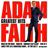Play & Download Greatest Hits by Adam Faith | Napster