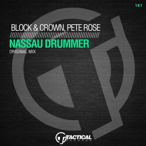 Nassau Drummer by Block