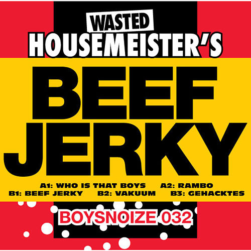 Beef Jerky EP by Housemeister