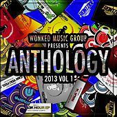WoNKed Music Group Presents: Anthology: 2013, Vol. 1 - EP by Various Artists
