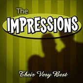 Their Very Best by The Impressions