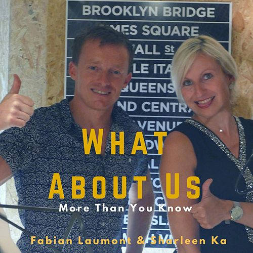 What About Us / More Than You Know de Fabian Laumont