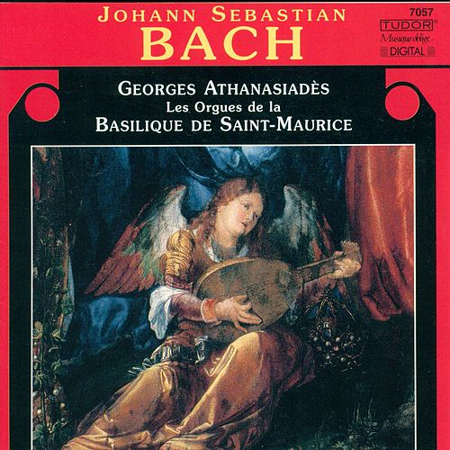 Play & Download BACH, J.S.: Organ Music - BWV 525, 542, 552, 565, 590, 615, 731, 734 (Athanasiades) by Georges Athanasiades | Napster