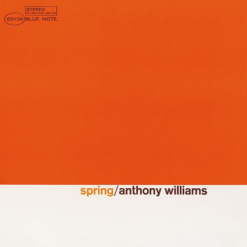 Spring (Rudy Van Gelder Edition) by Tony Williams
