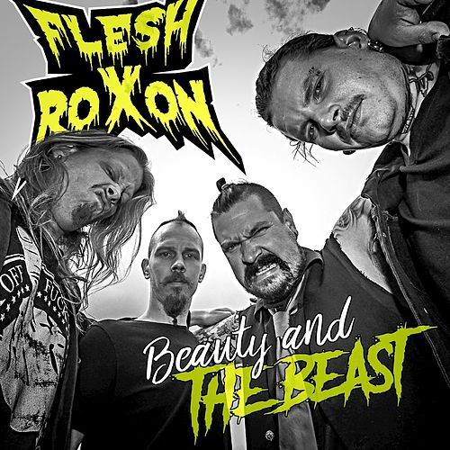 Beauty And The Beast by Flesh Roxon