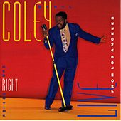 Play & Download He's Right On Time: Live From Los Angeles by Daryl Coley | Napster