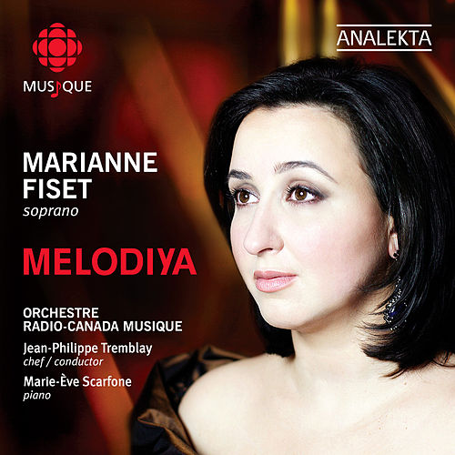 Play & Download Melodiya by Marianne Fiset | Napster