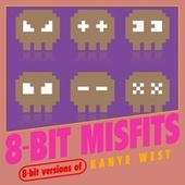 8-Bit Versions of Kanye West by 8-Bit Misfits