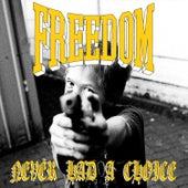 Never Had a Choice von Freedom