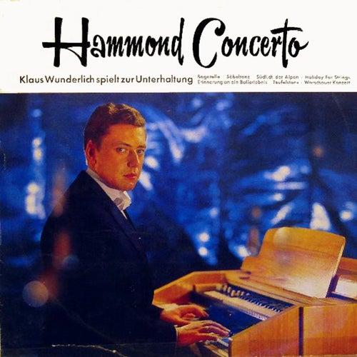 Hammond Concerto by Klaus Wunderlich