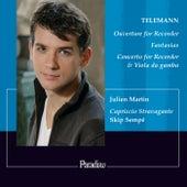 Telemann: Ouverture, Fantasias & Concerto by Various Artists