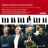 Beethoven & Liszt & Saint-Saens: Duisburg New Mercator Hall (Edition Ruhr Piano Festival, Vol. 18) by Various Artists