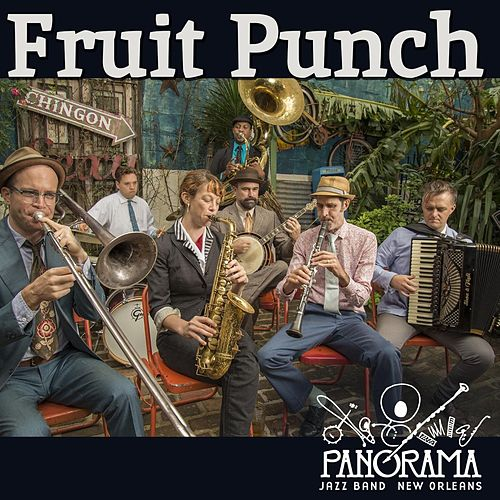 Fruit Punch by Panorama Jazz Band