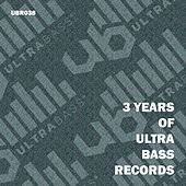 3 Years Of Ultra Bass Records - EP by Various Artists