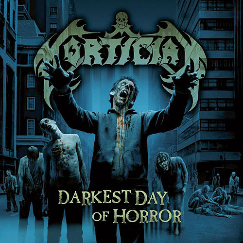 Darkest Day of Horror by Mortician