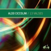 13 Waltzes by Aldo Ciccolini