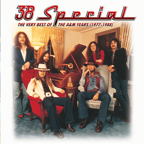 The Very Best Of The A&M Years (1977-1988) by .38 Special