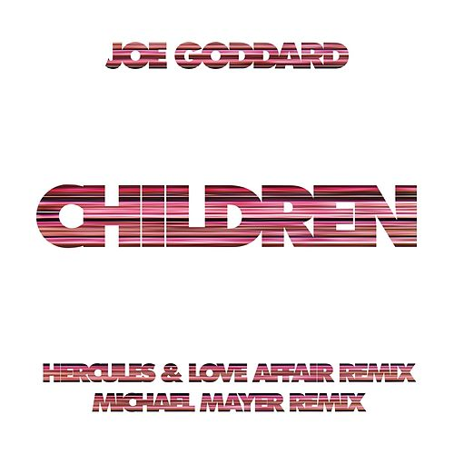 Children Remixes de Joe Goddard