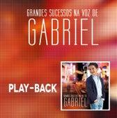 Grandes Sucessos na Voz de Gabriel (Playback) by Gabriel
