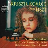 Liszt: Piano Works by Kriszta Kovács