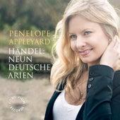 Händel: Neun Deutsche Arien by Penelope Appleyard