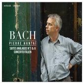 J. S. Bach: Suites Anglaises No. 2 & 6 - Concerto Italien by Pierre Hantaï