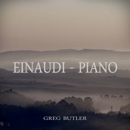 Einaudi - Piano de Greg Butler