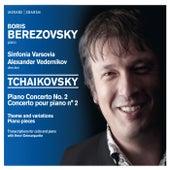 Tchaikovsky - Piano Concerto No. 2 - Theme and variations - Piano pieces by Boris Berezovsky