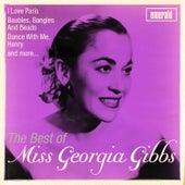 Best of Miss Georgia Gibbs by Georgia Gibbs
