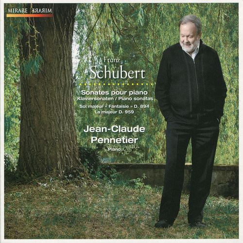 Schubert: Sonates pour piano by Jean-Claude Pennetier