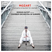 Mozart: Concerto & Quintet for clarinet by Various Artists