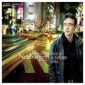 Bach: Live at Suntory Hall Tokyo by Jean-Frédéric Neuburger