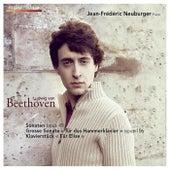 Beethoven : Hammerklavier by Jean-Frédéric Neuburger